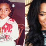 Throwback Photos Of Your Favourite SA Female Celebrities : When They Were Young