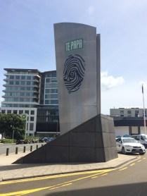Te Papa Museum- Wellington waterfront