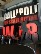 Gallipoli- The Scale of our War. Designed and created by Peter Jackson