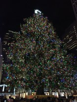 Rockefeller Christmas tree- so beautiful, 2015
