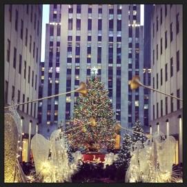 Rockefeller Christmas Tree- 2015