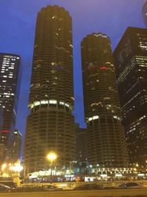 The Corn Towers in Chicago