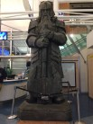 Sneaky Hobbiton Statue at Auckland Airport