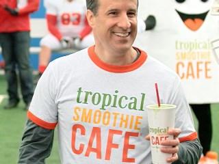 Tropical Smoothie Frisco Bowl