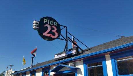 Pier 23 Cafe, San Francisco