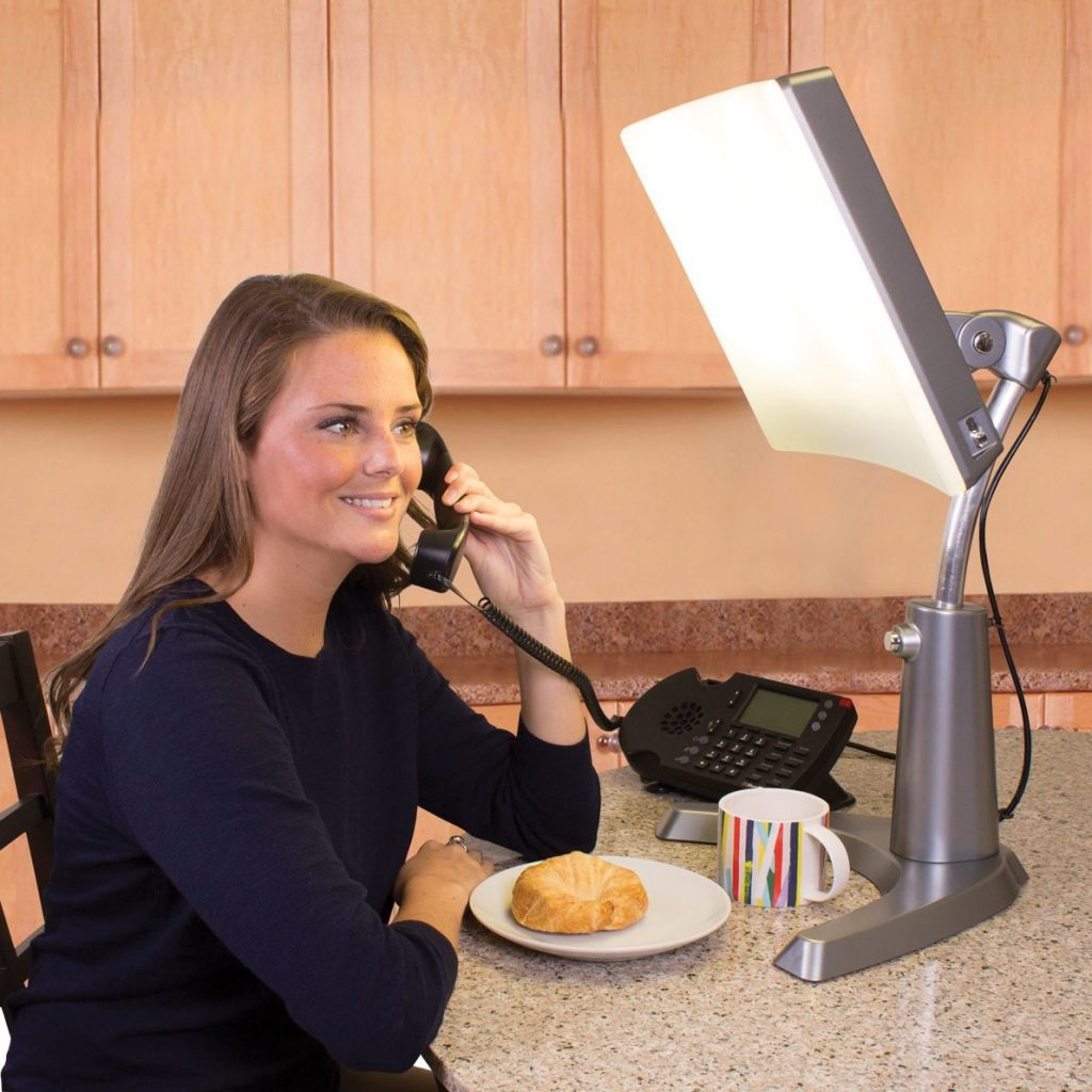 Best Light Therapy Lamps for Seasonal Affective Disorder