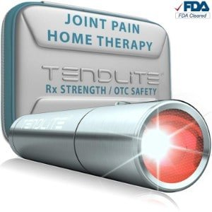 TENDLITE Advanced Pain Relief FDA Cleared - Red Led Light Therapy Device product image
