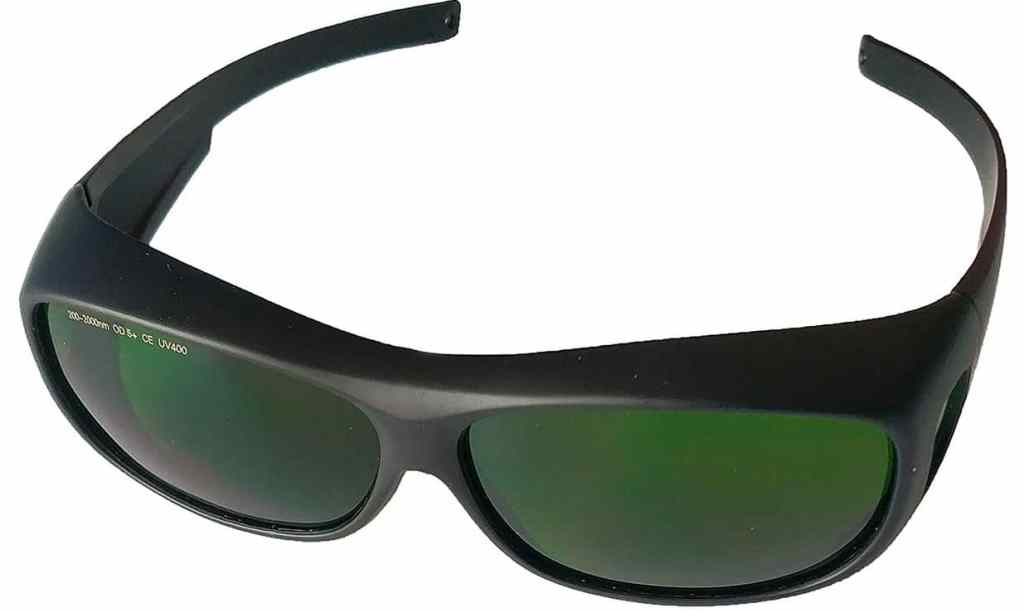 Intense Pulsed Light (IPL) Laser Protection Goggles