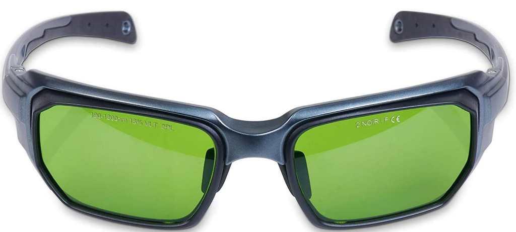Lazerlenz Premium Intense Pulsed Light (IPL) Medical Laser Goggles