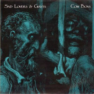 Sad lovers & Giants: Cow Boys 12""