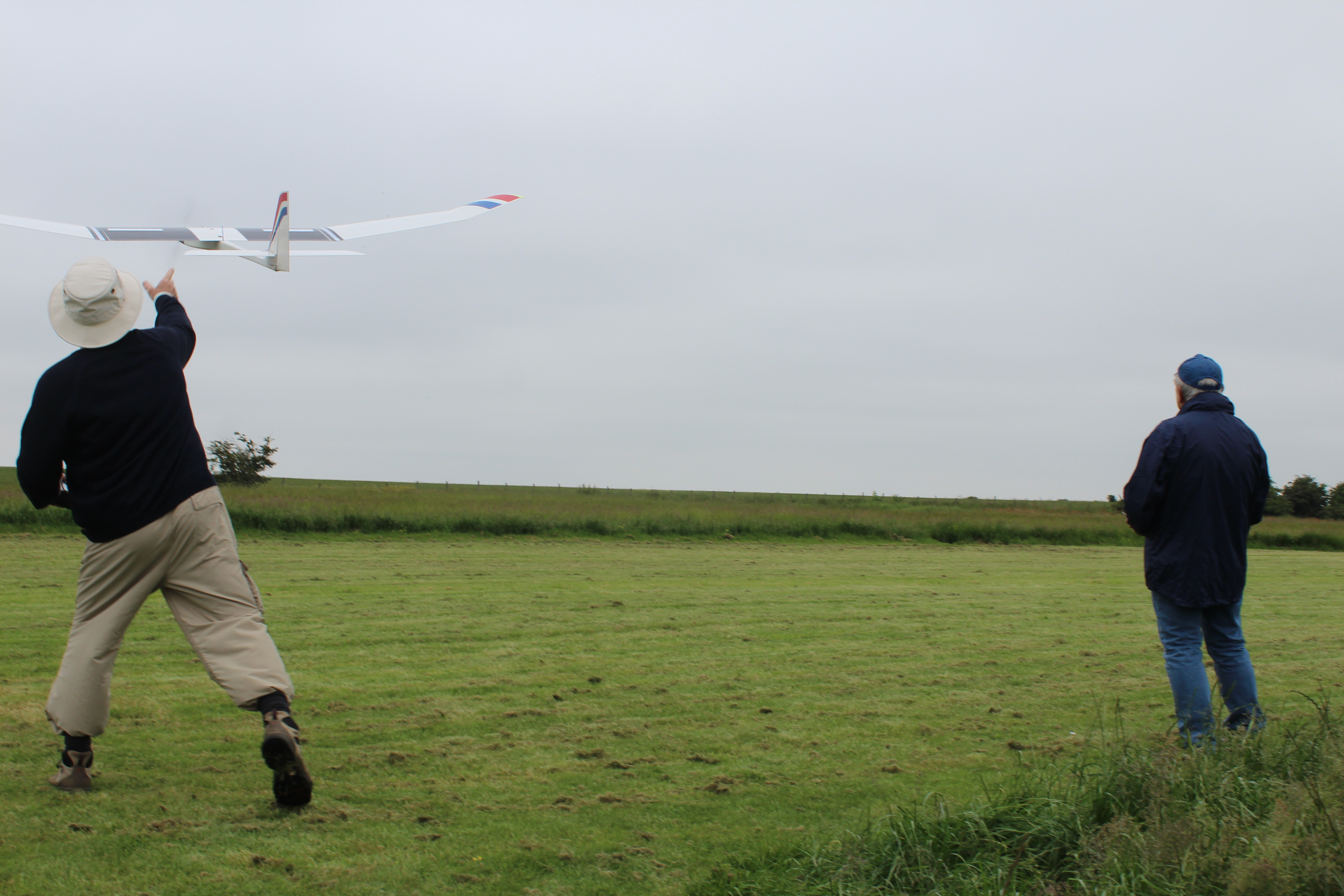 Alan launched his Eliminator