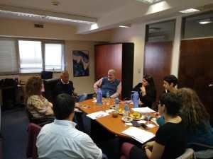 Lee más sobre el artículo Reunión de Secretarios de Relaciones Internacionales