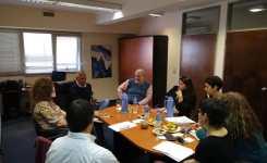 Reunión de Secretarios de Relaciones Internacionales