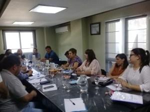 Lee más sobre el artículo Reunión de Secretarios Gremiales y de Educación en Tucumán