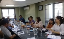 Reunión de Secretarios Gremiales y de Educación en Tucumán