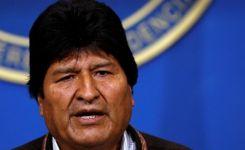 Bolivia: contra el Golpe de Estado