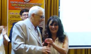 Lee más sobre el artículo Galardón para el Secretario General de SADOP Santiago del Estero