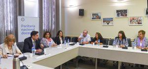 Lee más sobre el artículo Se reunió la Comisión de Politícas Educativas
