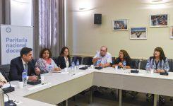 Se reunió la Comisión de Politícas Educativas