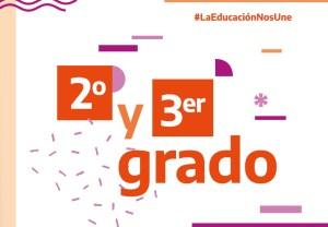 Lee más sobre el artículo Educación primaria: 2do y 3er grado