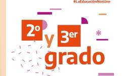 Educación primaria: 2do y 3er grado