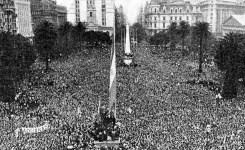 El 17 de octubre, 75 años de lealtad