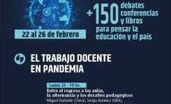 Trabajo docente en pandemia