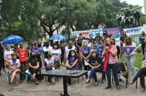 Lee más sobre el artículo 8M: Acto de las Mujeres trabajadoras de las Centrales Sindicales