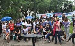 8M: Acto de las Mujeres trabajadoras de las Centrales Sindicales