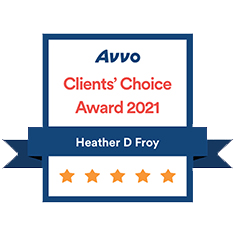 Heather D Froy Clients' Choice
