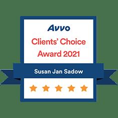 Susan J. Sadow Client Award
