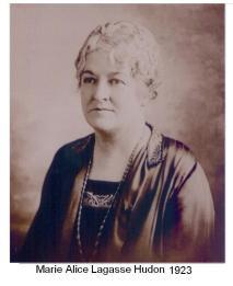 Alice Lagasse 1877-1956