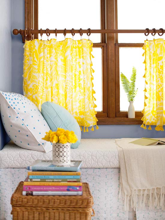 22 diy curtain ideas to dress up your