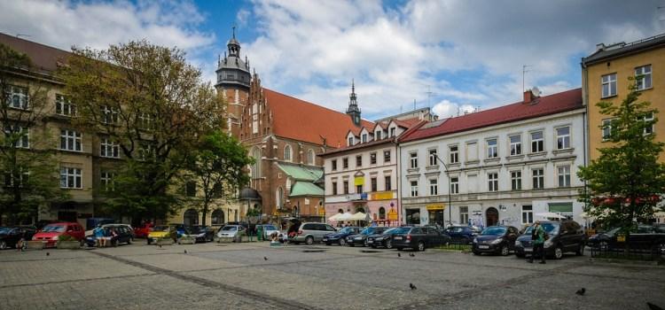 Śladem dzielnic Krakowa, Kazimierz