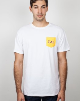 SAE Clothes White Frocket