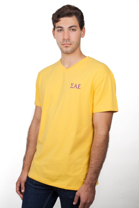 SAE Clothes Gold T-Shirt