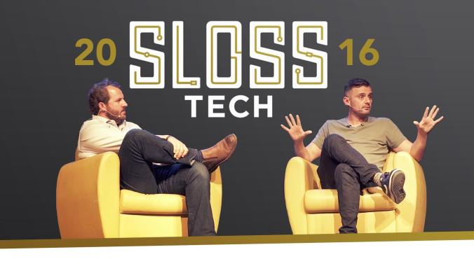 Gary Vee at Sloss Tech 2016