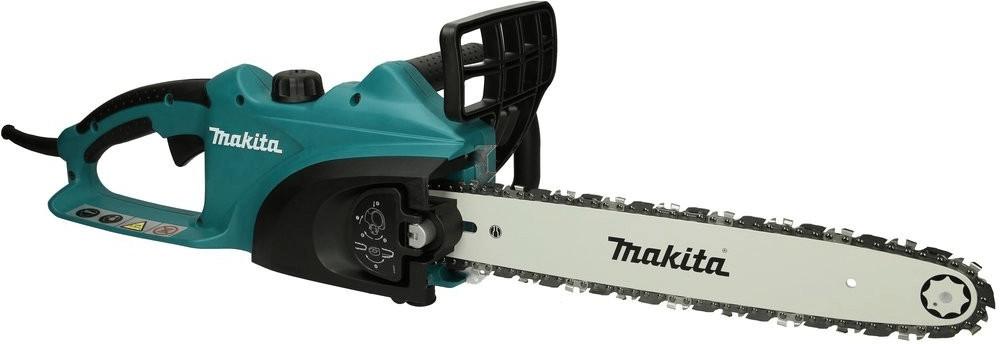 Makita Elektrokettensäge klein UC3541A 35 cm Schwert für Heimwerker
