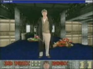 Bill Gates in Doom