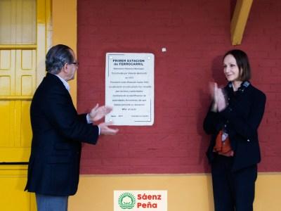 La presidente de la comisión nacional de   monumentos, lugares y bienes históricos visita la ciudad