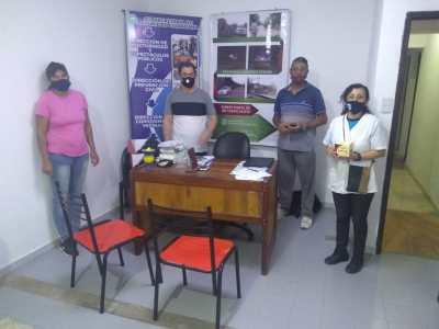 El Municipio sigue coordinando trabajos de  prevención con vecinos de la ciudad