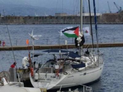 قبطان زيتونة لصفا: نحن على بعد 50 ميلا بحريا من غزة