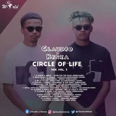 Claudio & Kenza Circle Of Life Mix Vol. 3 Mp3 Download Safakaza