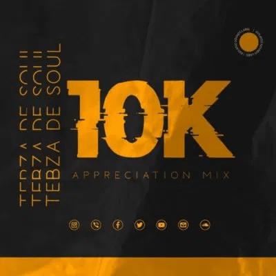 Tebza De SouL 10K Appreciation Mix Mp3 Download Safakaza
