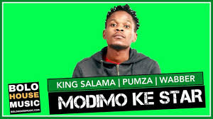 King Salama x Pumza & Wabber - Modimo ke Star (New Hit 2021)