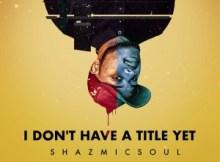 Album: Shazmicsoul – I.D.H.T.Y.