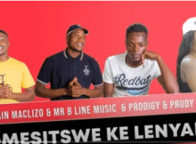 Captain Maclizo & Mr B Line Music Omesitswe Ke Lenyalo Mp3 Download SaFakaza