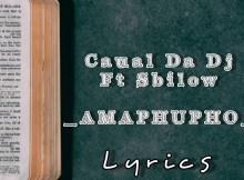 Casual Da Dj ft Sbilow Amaphupho Impilo Enhle Mp3 SAFakaza Music Download