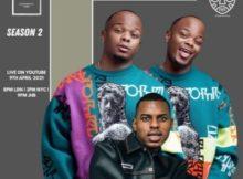 Major League Amapiano Live Balcony Mix Africa B2B S2 EP12 Mp3 Download SaFakaza