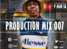 P-Man SA Production Mix 007 Mp3 Download SaFakaza